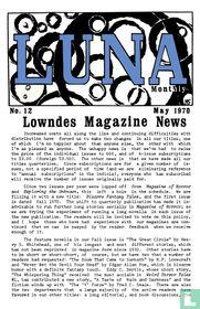 Luna Monthly [USA] 12