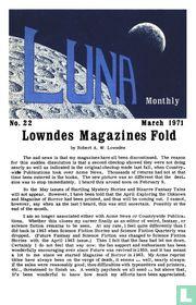Luna Monthly [USA] 22