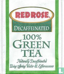 100% Green Tea