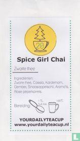 20 Spice Girl Chai