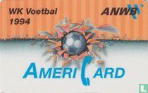 ANWB AmeriCard WK Voetbal 1994