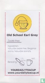 15 Old School Earl Grey