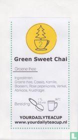 2 Green Sweet Chai