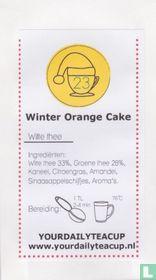 23 Winter Orange Cake