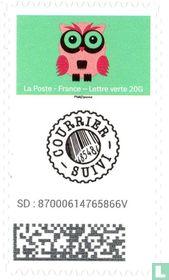 Postzegel volgen kopen
