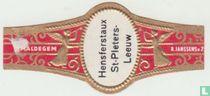 Hensferstaux St.Pieters-Leeuw - Maldegem - R. Janssens & Zn