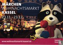Märchen Weihnachtsmarkt Kassel 2009
