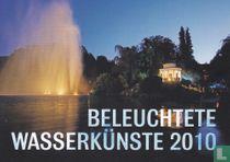 Kassel Marketing - Beleuchtete Wasserkünste 2010