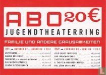 Staats Theater Kassel - Abo Jugendtheaterring