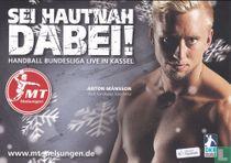 """MT Melsungen / Handball Bundesliga """"Sei Hautnah Dabei!"""""""