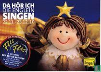 Märchen Weihnachtsmarkt Kassel 2010