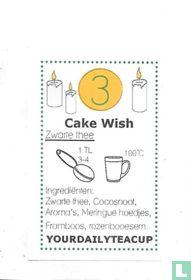 3 Cake Wish