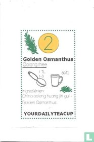 2 Golden Osmanthus