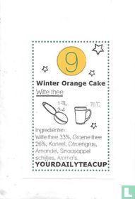 9 Winter Orange Cake