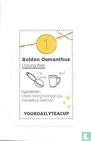 1 Golden Osmanthus