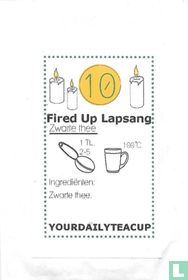 10 Fired Up Lapsang