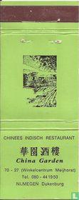 Chinees Indisch Restaurant China Garden