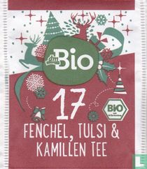 17 Fenchel, Tulsi & Kamillen Tee