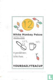 12 White Monkey Pekoe
