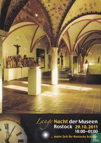 Lange Nacht der Museen Rostock