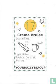 17 Creme Brulee