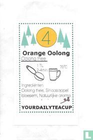 4 Orange Oolong