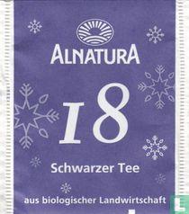 18 Schwarzer Tee