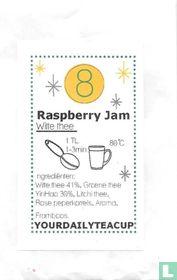 8 Raspberry Jam