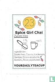 23 Spice Girl Chai