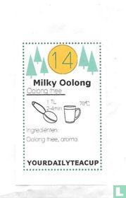 14 Milky Oolong