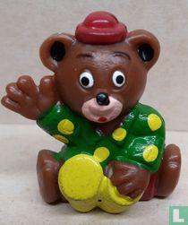 Bear with bongo