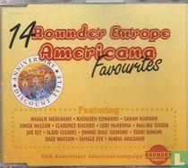 14 Rounder Europe Americana Favourites