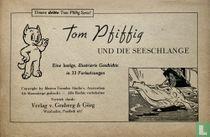 Tom Pfiffig und die Seeschlange [ongekleurde cover]