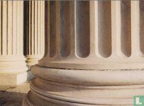 Lincoln Memorial (detail)