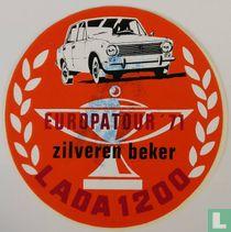 LADA 1200 Europatour '71