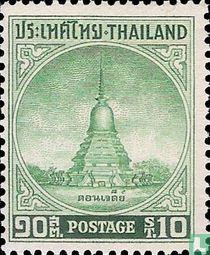 Don Chedi pagode