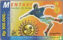 FIFA Worldcup 1998 Laurent Blanc