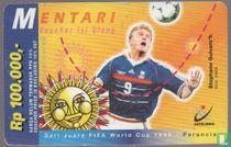 FIFA Worldcup 1998 Stephane Guivarc h