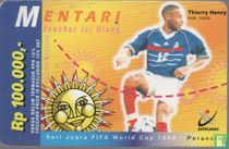 FIFA Worldcup 1998 Thierry Henry
