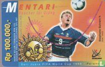 FIFA Worldcup 1998 Stephane Gulvarc h