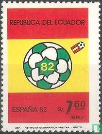 WK Voetbal - Spanje