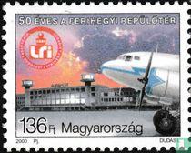 50 years Ferihegy Airport