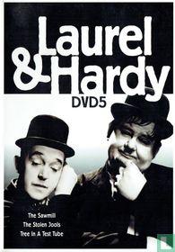 Laurel & Hardy DVD 5