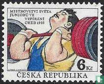 Weltmeisterschaft im Gewichtheben für Junioren