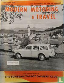 Modern Motoring & Travel 1