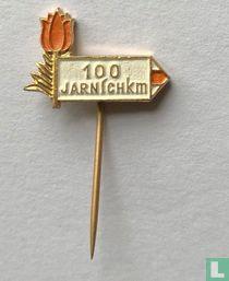 100 Jarnich km [orange]