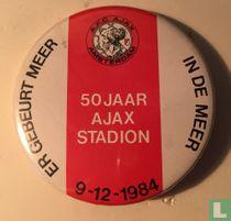 50 jaar Ajax stadion de Meer