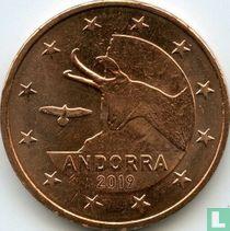 Andorra 2 cent 2019