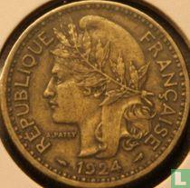 Cameroon 2 francs 1924