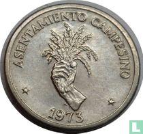 """Panama 2½ Centésimo 1973 """"FAO"""""""
